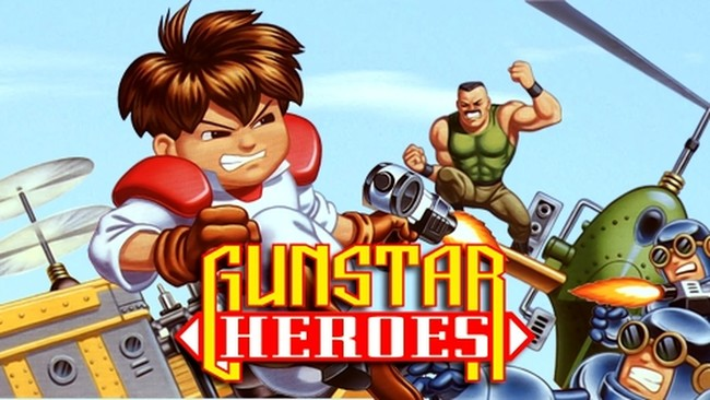 Gunstar Heroes 02