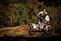 Rally dos Sertoes 2010: Primera victoria en la séptima etapa para Thiago Fantozzi