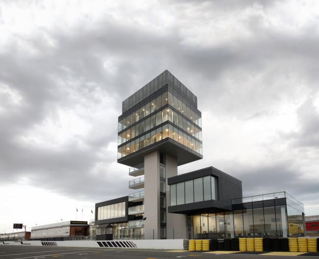 Torre Circuito del Jarama