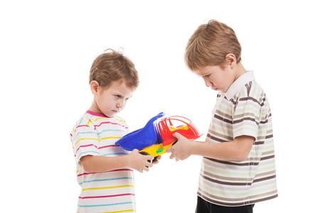 El mensaje viral de una madre sobre por qué su hijo no tiene que compartir sus juguetes si no quiere