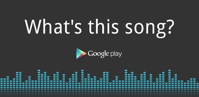 Resultado de imagen para Google Sound Search