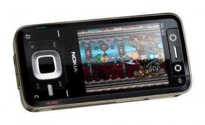 Nokia N81, hecho para divertir