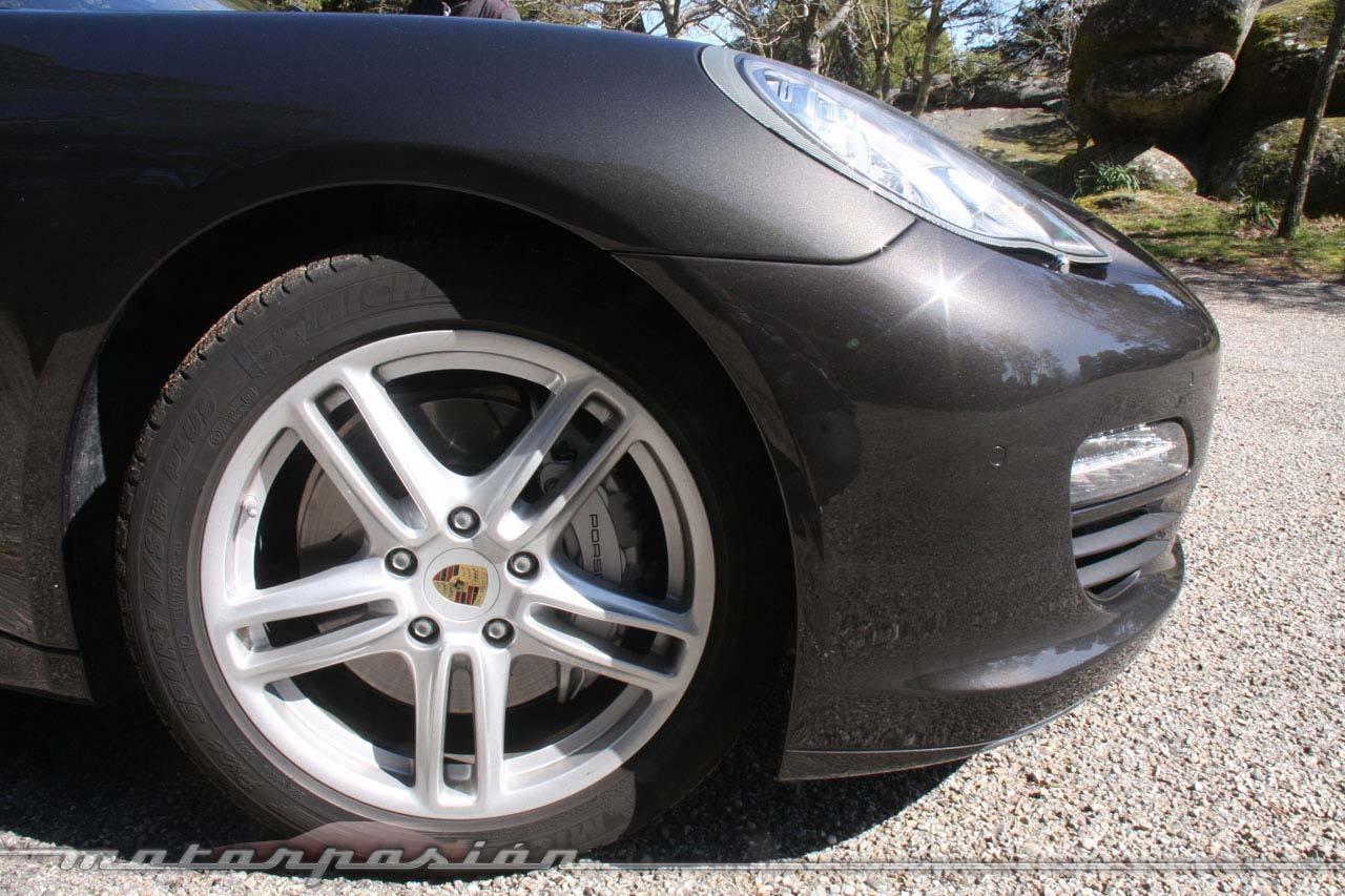 Foto de Porsche Panamera S Hybrid (prueba) (29/94)