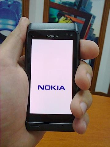 Foto de Nokia N8, Dark Grey (1/6)