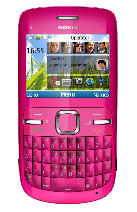 Foto de Nokia C3 (4/4)