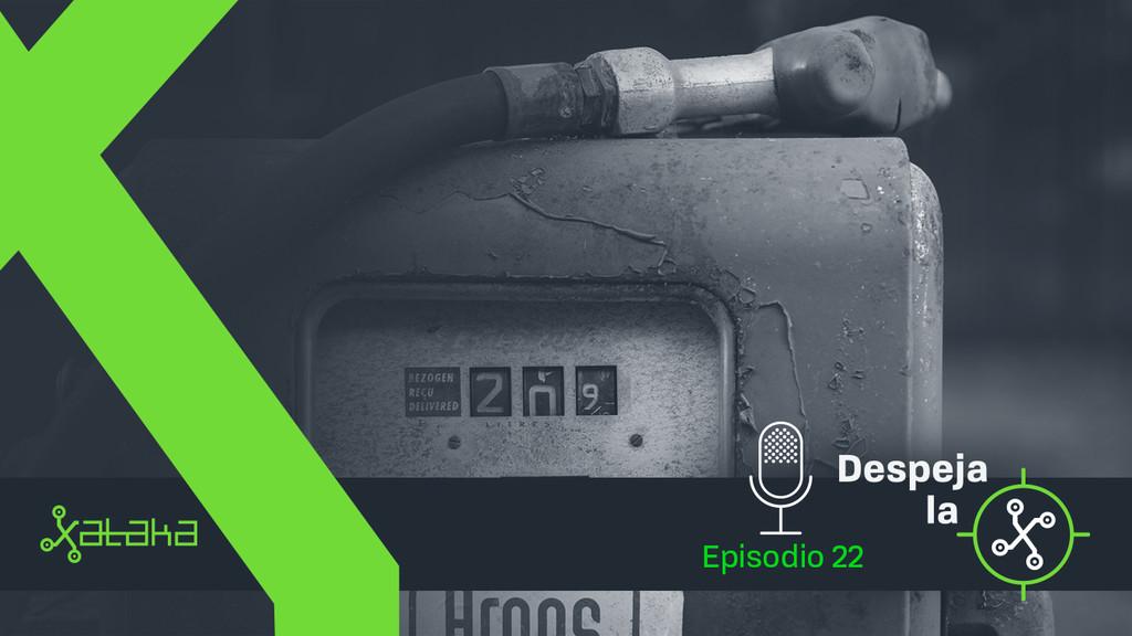 El diésel pierde gasolina: por qué ya no es el combustible de moda (Despeja la X, 1x22)