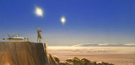 Ralph Mcquarrie Star Wars 8