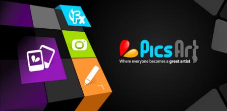 PicsArt Studio, un completo editor de fotografías para Android