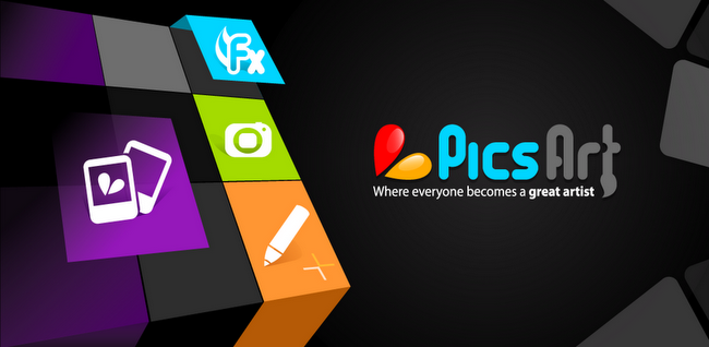 Picsart studio un completo editor de fotograf as para android - App decorar fotos ...
