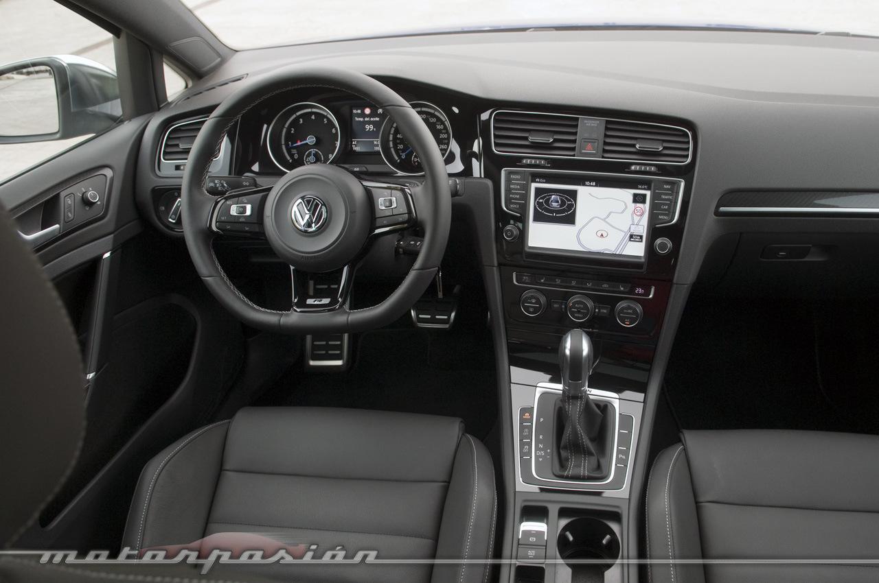 Volkswagen Golf Variant R, toma de contacto