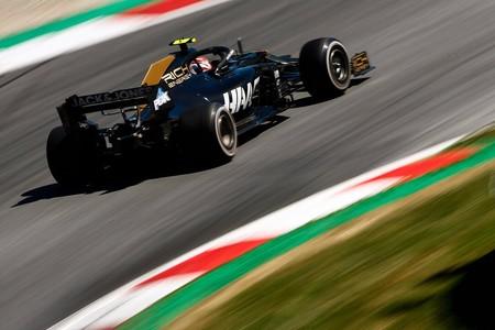 Grosjean Austria F1 2019 2