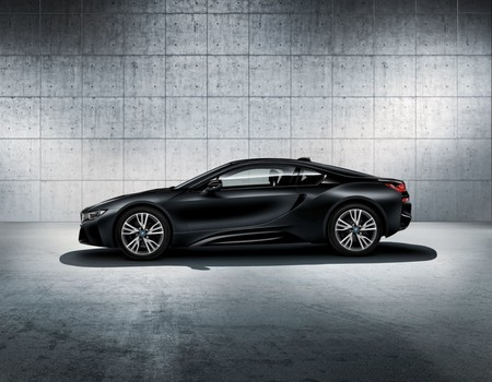 Bmw I8 Frozen Black Edition 2017 07