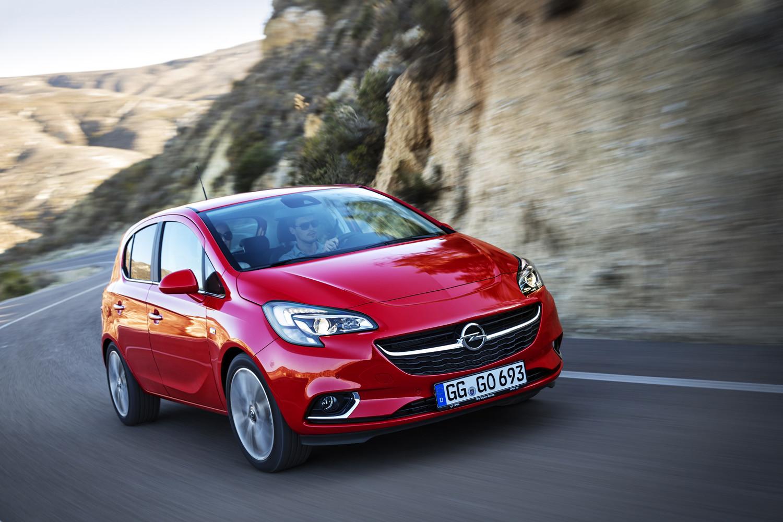 Foto de Opel Corsa (comparativa) (22/47)