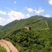 Lo que resulta más fácil de ver desde el espacio: ¿la Gran Muralla China o las pirámides de Egipto?