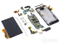 Las complicaciones para abrir y reparar un HTC One M9, según iFixit