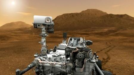 De Marte a la Tierra: Cómo se comunica  Curiosity con nosotros