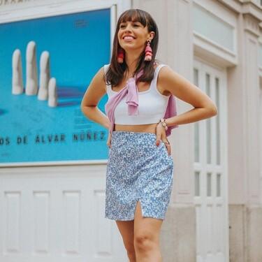 Siete faldas básicas de Pull&Bear imprescindibles y que merecen la pena
