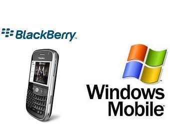 Blackberry vs Windows Mobile