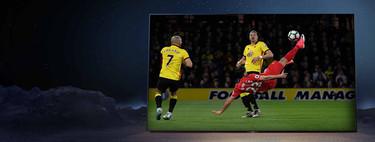 El fútbol y otros deportes pueden verse mejor en nuestros televisores: estos son los ajustes que nos ayudarán a conseguirlo