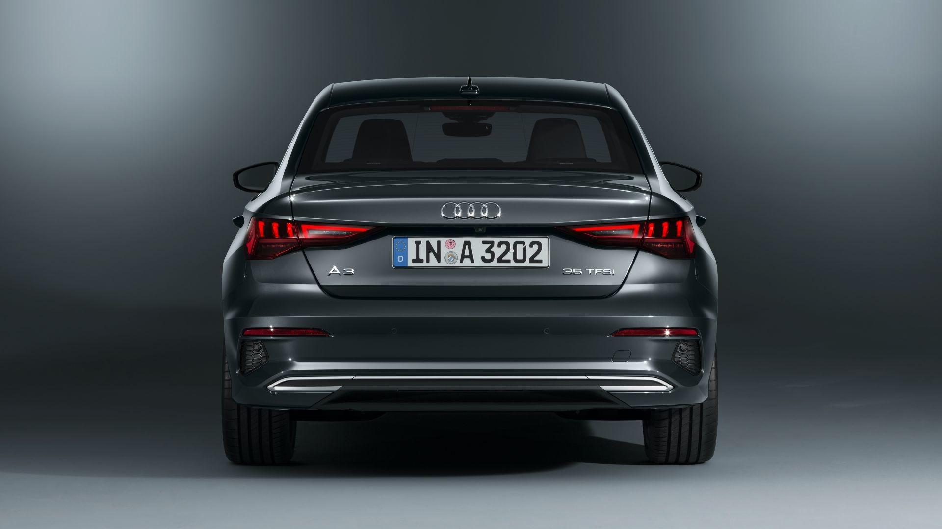Foto de Audi A3 Sedán 2021 (39/43)