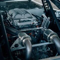 Foto 16 de 26 de la galería speedkore-hellacious-dodge-charger-1968 en Motorpasión México