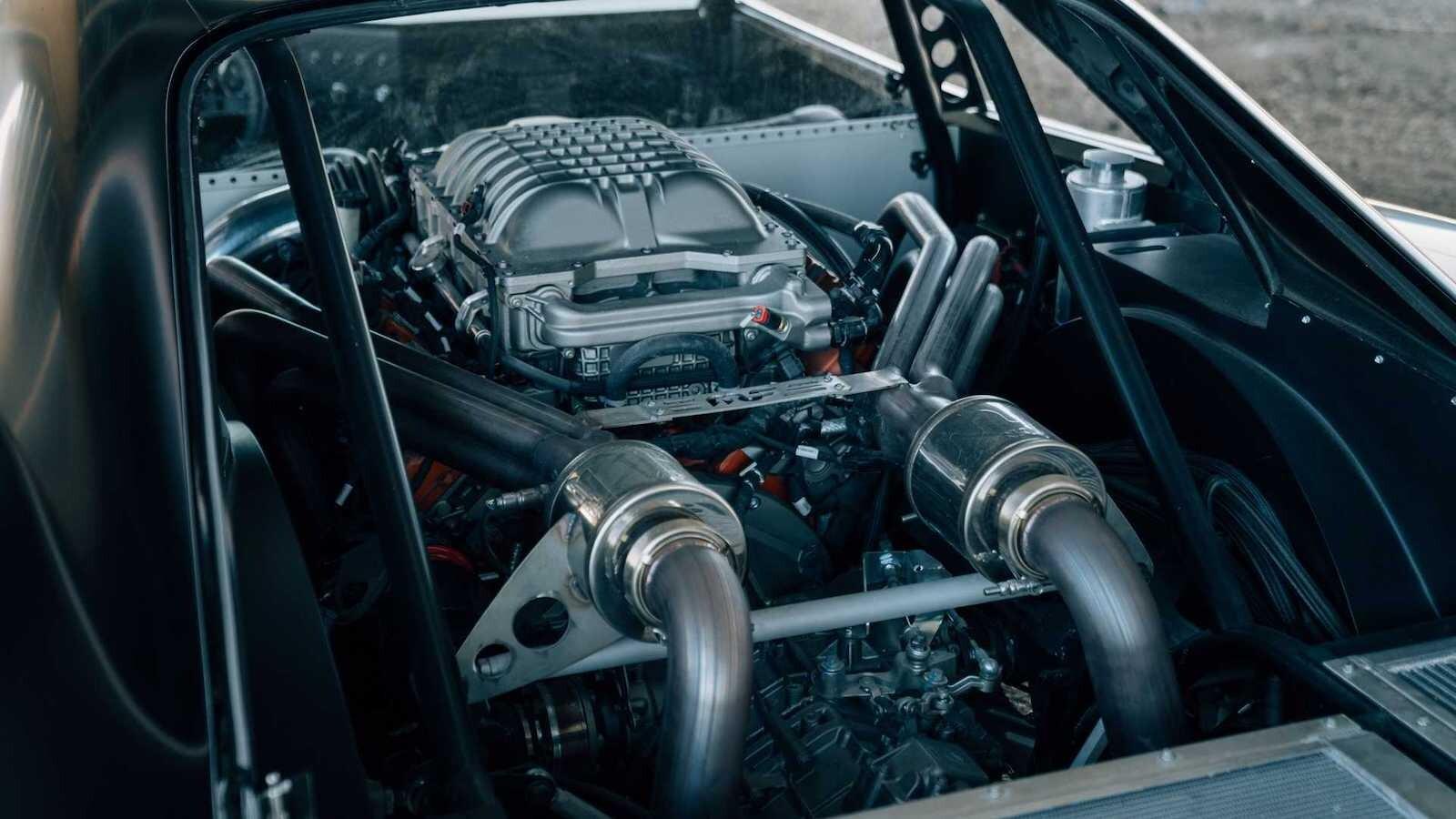 Foto de Speedkore Hellacious Dodge Charger 1968 (16/26)