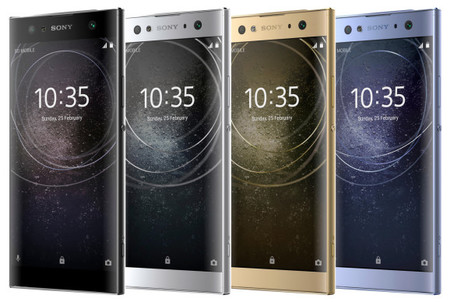 Sony Xperia XA2, XA2 Ultra y L2: así será la nueva gama media de Sony según Evan Blass