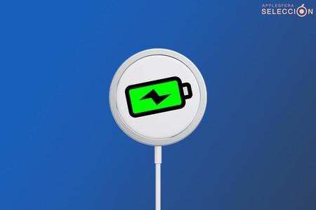 Carga magnética en los iPhone 12 con el cargador Apple MagSafe a 34,99 euros en Amazon, su precio mínimo histórico