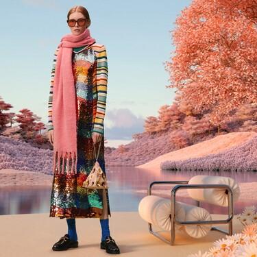 La nueva colección de otoño de Uterqüe está repleta de fantasía (y enamoraría al mismísimo payaso de Micolor)