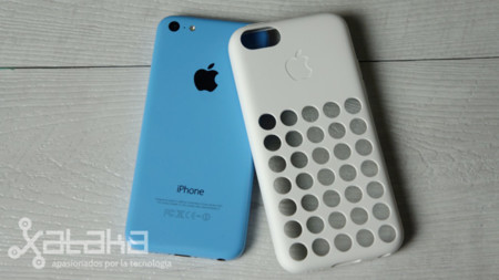 iphone 5c colores con funda