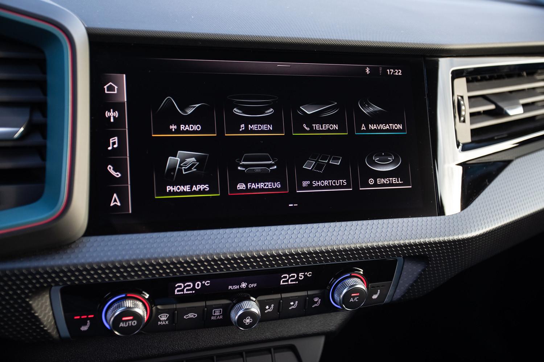 Foto de Audi A1 2018, toma de contacto (77/172)