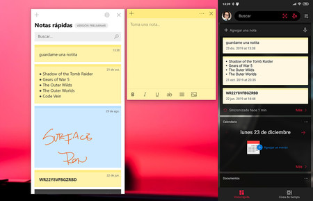 Sticky Notes Windows 10 Android