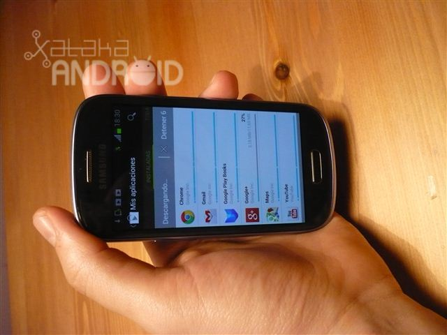 Foto de Samsung Galaxy SIII Mini (8/28)