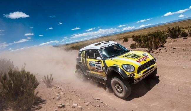 Roma Dakar 2013