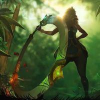 Qiyana, la emperatriz de los elementos es la nueva campeona de League of Legends