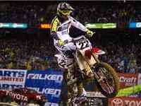 Triunfo para Chad Reed en el Campeonato del Mundo de Supercross de San Diego