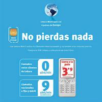 Facua denuncia las nuevas tarifas de Lebara