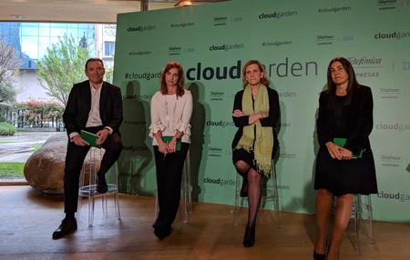 Telefónica e IBM lanzan el servicio Cloud Garden orientado a la transformación digital de empresas