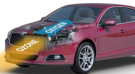 Alquimia rodante, o cuando los coches Volvo eran purificadores de aire que convertían ozono en oxígeno al pasar