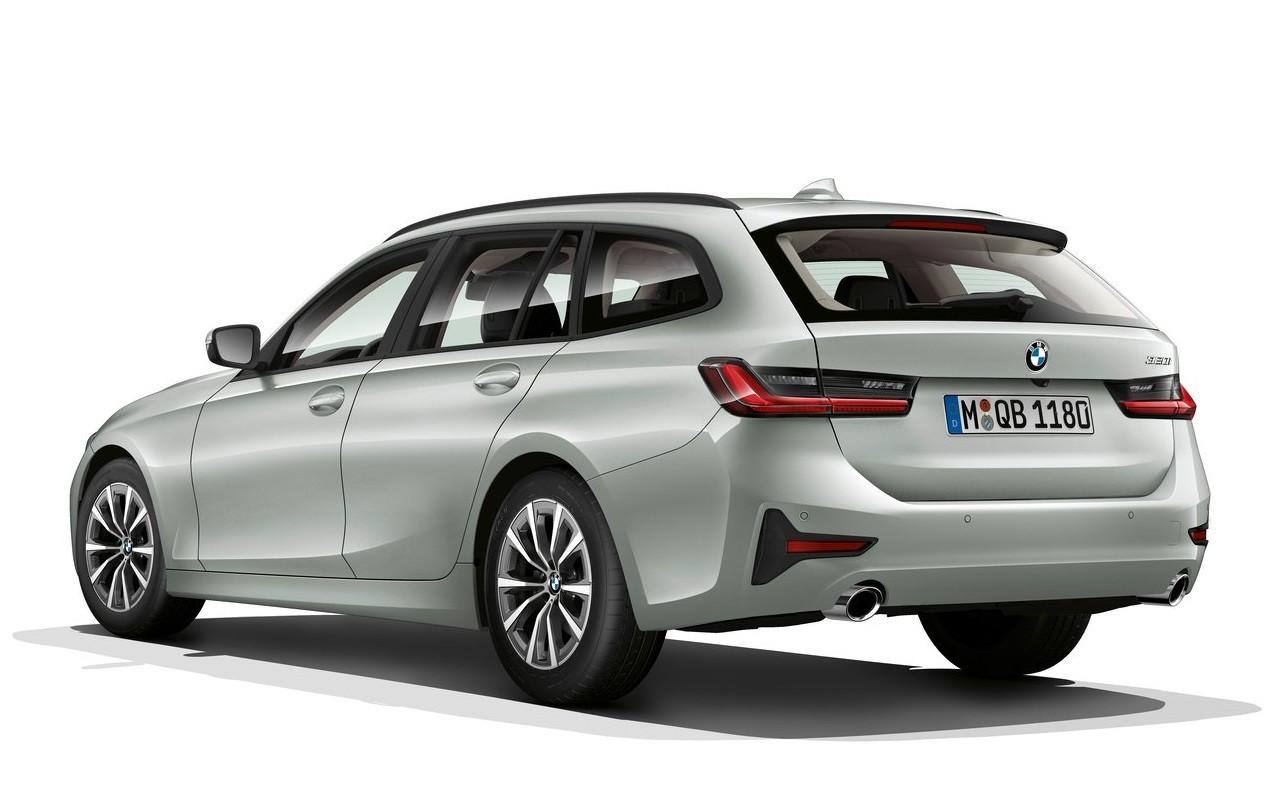 Foto de BMW Serie 3 Touring 2020 (23/28)