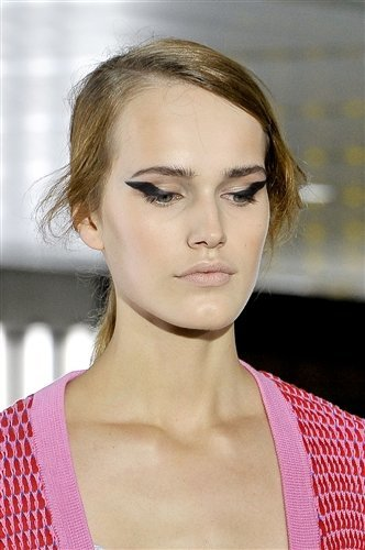 Las tendencias en maquillaje para el 2012 según la London Fashion Week