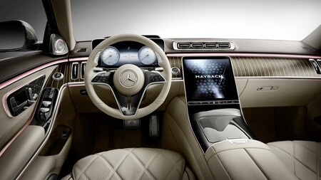 Mercedes Maybach Clase S 2020 004