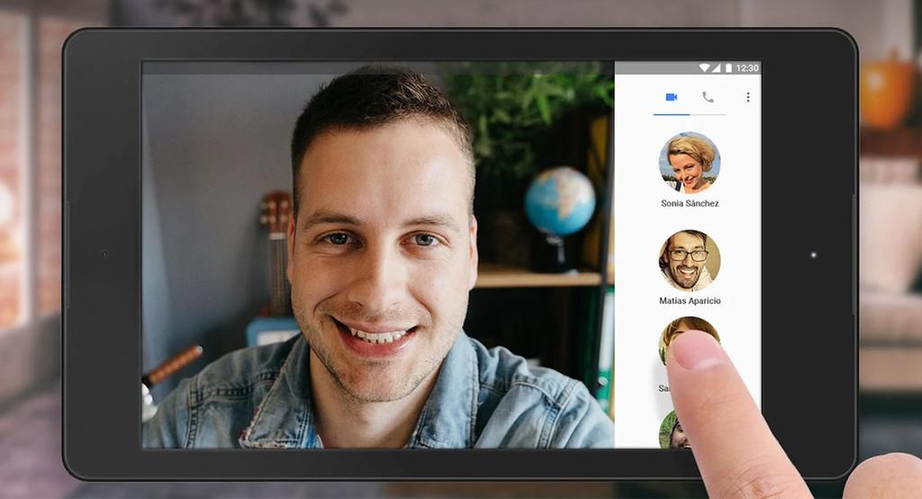 Google Duo añade las videollamadas grupales de incluso 8 personas