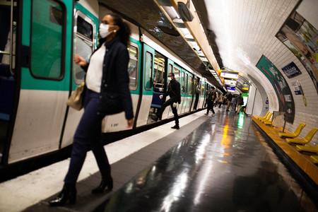 ¿Cuántos nuevos brotes ha causado el transporte público? En Francia y en Japón, un total de cero