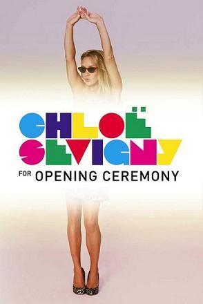 Imágenes de Chloë Sevigny para Opening Ceremony