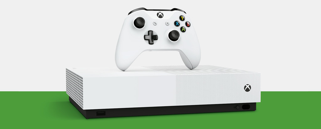 Xbox One S All Digital, la nueva consola de Microsoft sin unidad de discos ya está aquí: diseñada para juegos digitales y GamePass