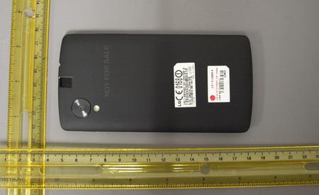 LG Nexus 5, ahora aparece en imágenes de la FCC