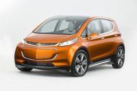Bolt EV, el coche eléctrico de Chevrolet que promete 322 kilómetros de autonomía