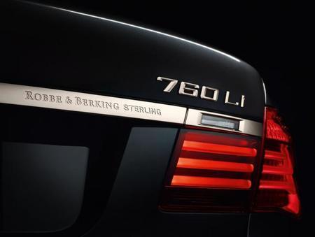 BMW Individual 760Li Sterling: hablando en plata es la exclusividad llevada al extremo