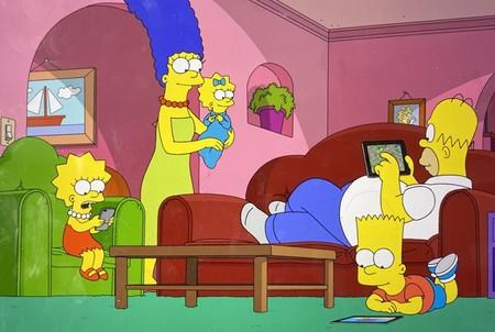 Tiempo De Uso Los Simpson